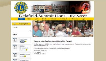 Delafield Lions Club