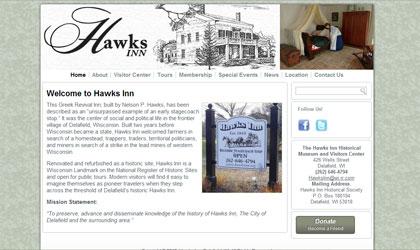 Hawks Inn