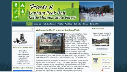 Friends of Lapham Peak