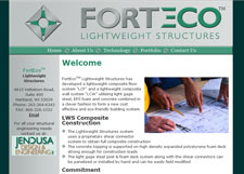 FortEco Light Weight Structures