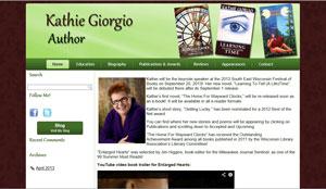 Kathie Giorgio Author